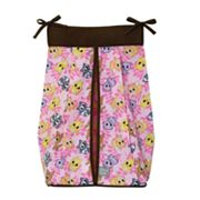 Trend Lab Lola Fox and Friends Diaper Stacker