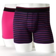 Apt. 9 2-pk. Fashion Boxer Briefs