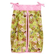 Dora the Explorer Exploring the Wild Diaper Stacker by Trend Lab