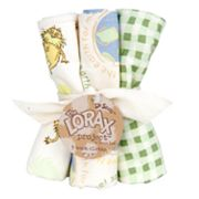 Dr. Seuss The Lorax 5-pk. Washcloths by Trend Lab