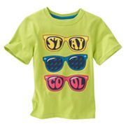 Jumping Beans Sunglasses Tee - Toddler