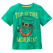 Jumping Beans Top O the Mornin St. Patrick's Day Tee - Toddler