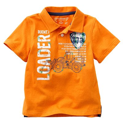 SONOMA life + style Bucket Loader Polo - Toddler