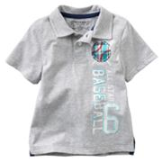 SONOMA life + style All Star Baseball Polo - Toddler