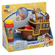 Disney Jake and the Never Land Pirates Pirate Ship Bubble Machine