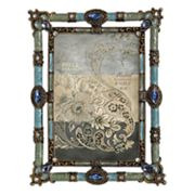 Enchante Accessories Jeweled 4 x 6 Frame