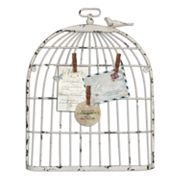 Enchante Accessories Birdcage Wall Decor