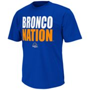 Colosseum Boise State Broncos Extra Point Tee - Men