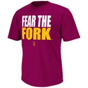 Colosseum Arizona State Sun Devils Extra Point Tee - Men