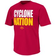 Colosseum Iowa State Cyclones Extra Point Tee - Men