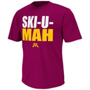 Colosseum Minnesota Golden Gophers Extra Point Tee - Men