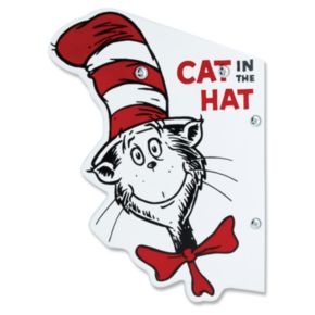 Dr. Seuss The Cat in the Hat Shelf by Trend Lab