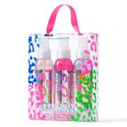 Simple Pleasures 3-pc. Cheetah Shimmering Body Mist Gift Set