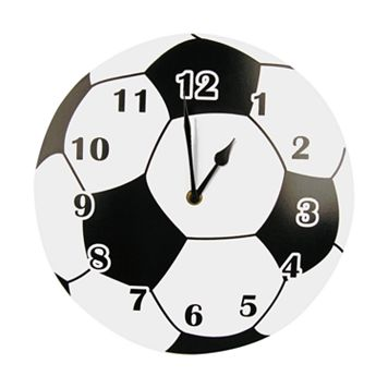 Trend Lab Soccer Wall Clock
