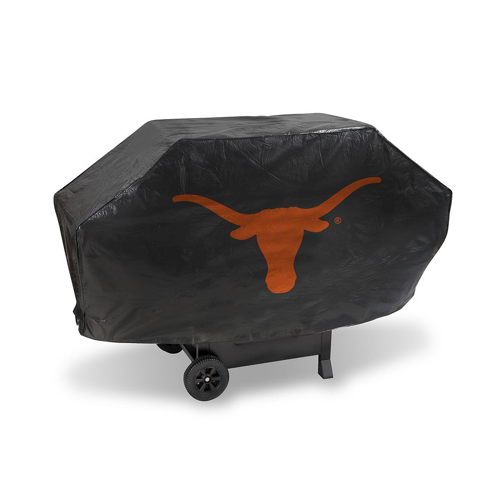 Texas Longhorns Vinyl Grill Cover