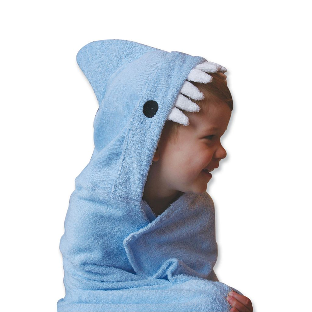 Trend Lab Shark Hooded Towel