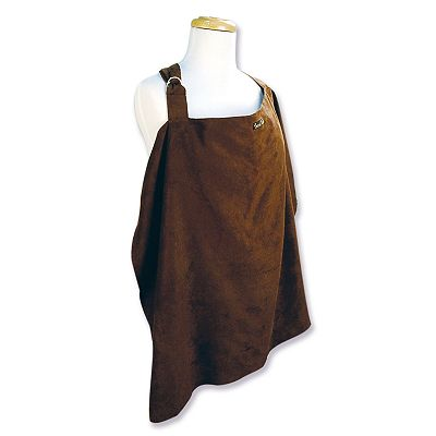 Trend Lab Ultrasuede Nursing Cover