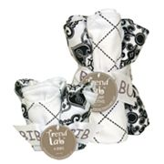 Trend Lab 8-pc. Versailles Bib and Burp Cloth Set