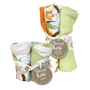 Trend Lab 8-pc. Surf's Up Bib and Burp Cloth Set