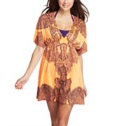 One World Scroll Sublimation Cover-Up