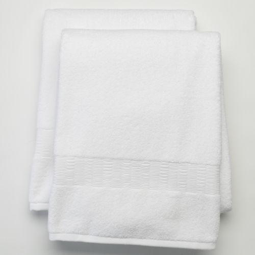 Supersoft Plush 2-pk. Bath Sheets