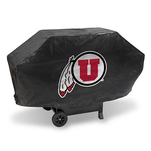 Utah Utes Vinyl Grill Cover