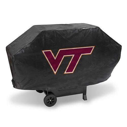 Virginia Tech Hokies Vinyl Grill Cover