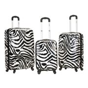 Rockland 3-pc. Hardside Spinner Luggage Set