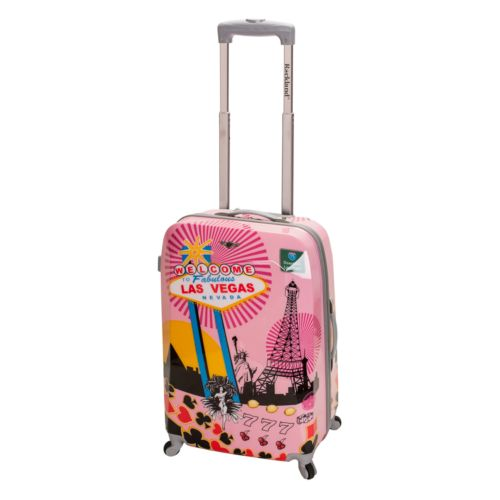 Rockland Luggage, Vegas 20-in. Hardside Spinner Carry-On