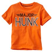 Carter's Major Hunk Tee - Baby