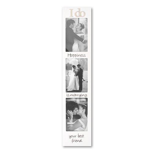 Malden 3-Opening ''I do'' Collage Frame