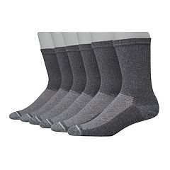 Men's Hanes 5 pkUltimate X-Temp Crew Socks