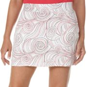 Grand Slam Swirl Roadmap Performance Skort