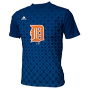 adidas Detroit Tigers Diamond Tee - Boys 8-20