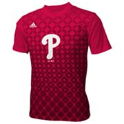 adidas Philadelphia Phillies Diamond Tee - Boys 8-20