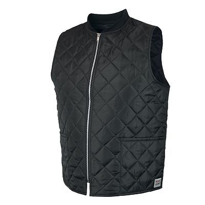 Work King Quilted Freezer Vest - Big and Tall