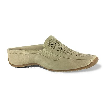 Easy Street Lyric Wide Clogs - Women