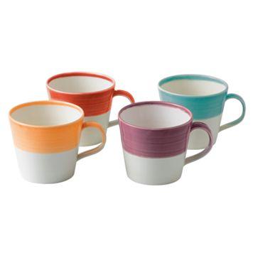 Royal Doulton 1815 Bright 4-pc. Mug Set