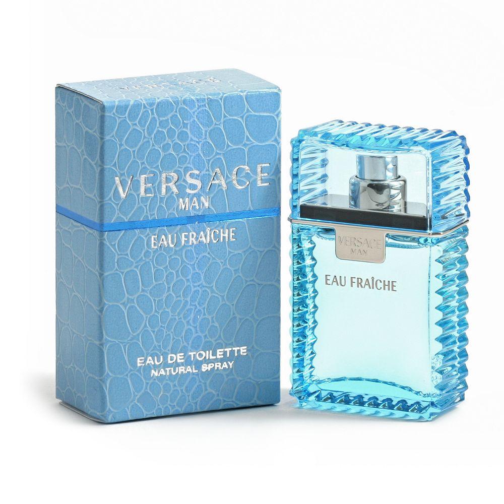 52021aadc6c4 Versace Man Eau Fraiche Men s Cologne - Eau de Toilette