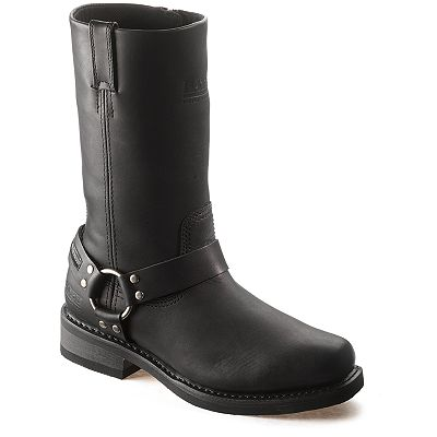 Bates Tahoe Wide 11-in. Riding Boots - Men