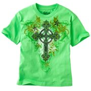 Helix Crossed Tee - Boys 8-20