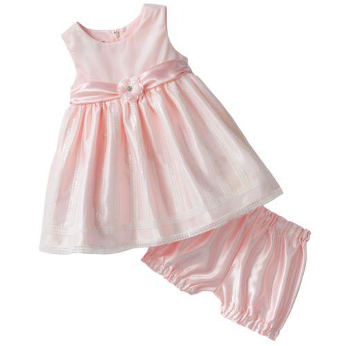Princess Faith Embellished Dress - Baby