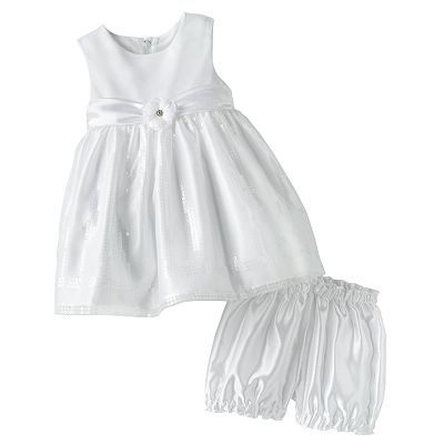 Princess Faith Embellished Dress - Baby