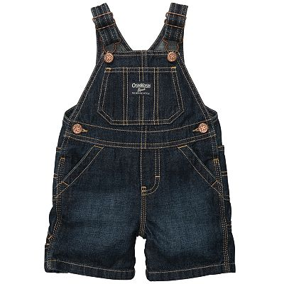 OshKosh B'gosh Denim Shortalls - Baby
