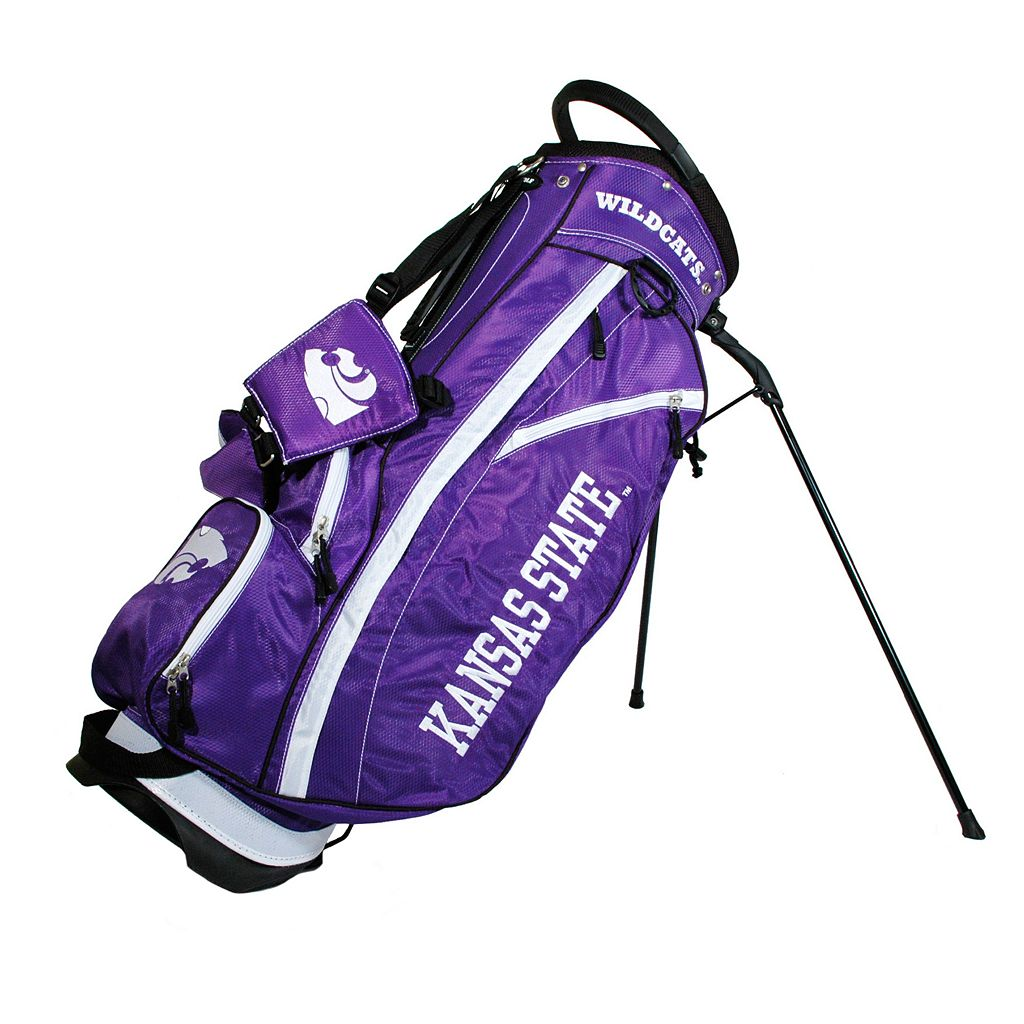 Team Golf Kansas State Wildcats Fairway Stand Bag