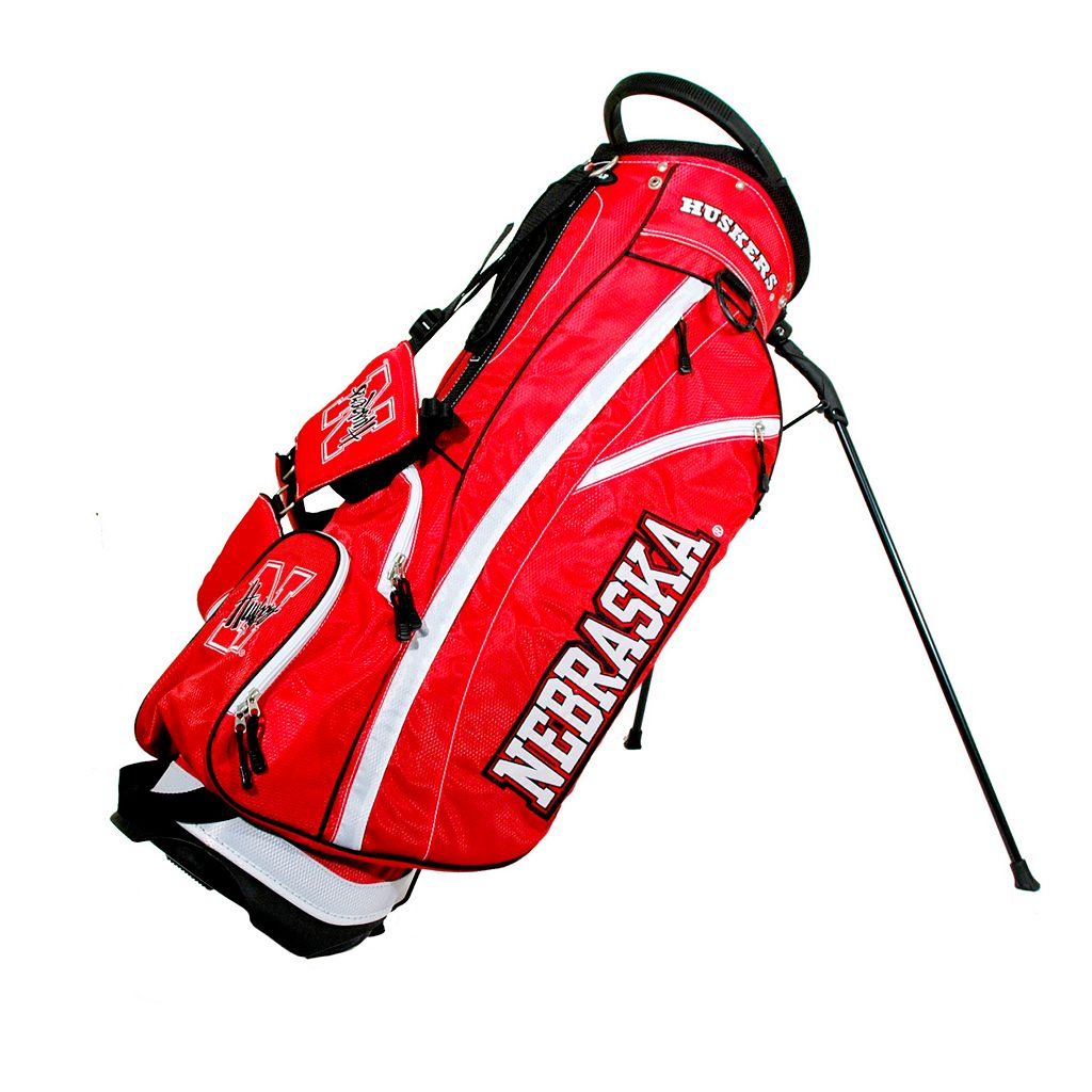 Team Golf Nebraska Cornhuskers Fairway Stand Bag