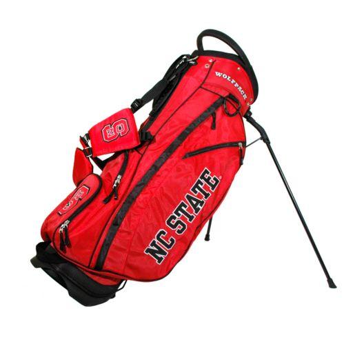 Team Golf North Carolina State Wolfpack Fairway Stand Bag