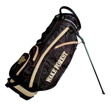 Team Golf Wake Forest Demon Deacons Fairway Stand Bag