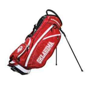 Team Golf Oklahoma Sooners Fairway Stand Bag