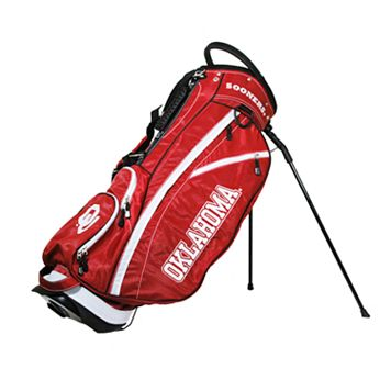 Team Golf Oklahoma Sooners Fairway Stand Bag